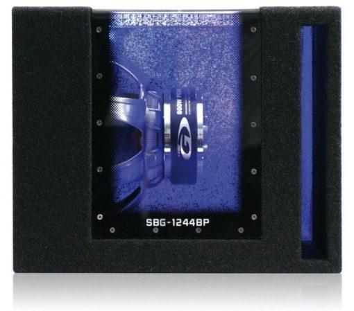 Alpine SBG-1244BP front