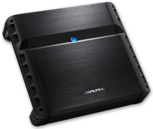 Alpine PMX-F640 side