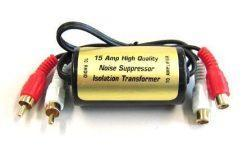 AIV Ground Loop Isolator - Noise Suppresor
