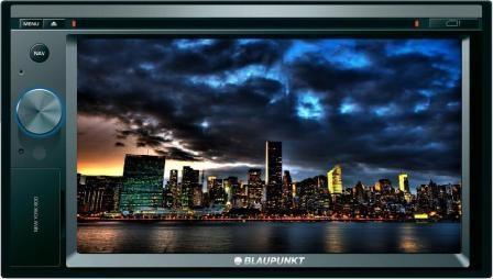 Blaupunkt New York 845 World wallpaper