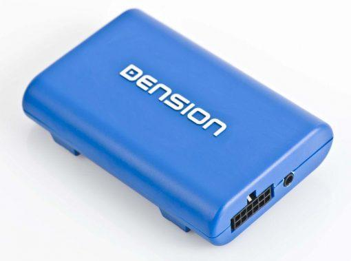 Dension Gateway Lite BT angle
