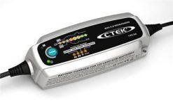 CTEK MXS 5.0 Test&Charge angle