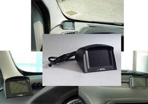 Spal MT-001 in-car