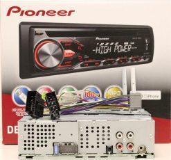 Pioneer DEH-4800FD rear