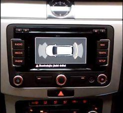 Steelmate PTS410BTI VW display