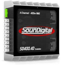 SounDigital SD400.4 EVO