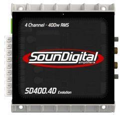 SounDigital SD400.4 EVO top