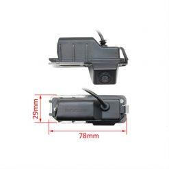 parkirna kamera porsche cayenne dimenzije