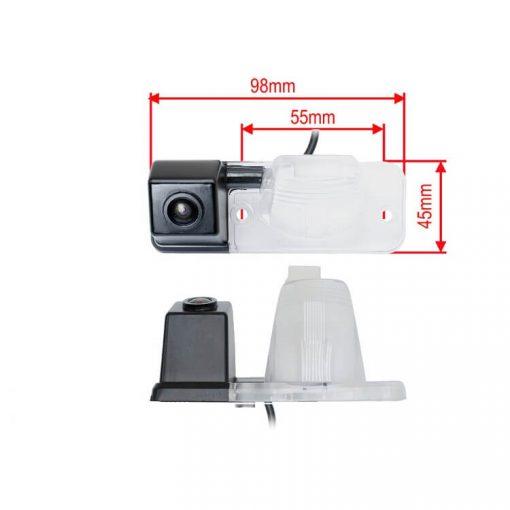 parkirna kamera vw transporter dimenzije