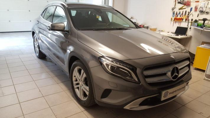Mercedes Gla 2016 Vzvratna kamera