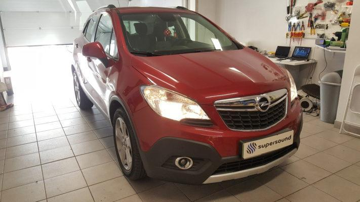 Opel Mokka Vzvratna kamera