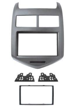 Maska za Chevrolet Aveo 2012>