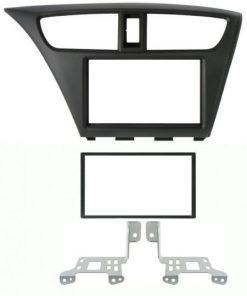 Maska za Honda Civic črna